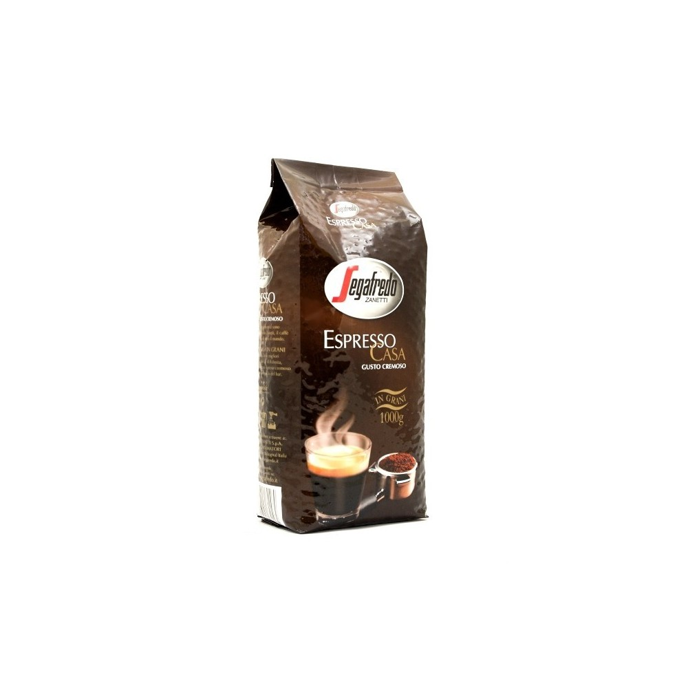 Segafredo Espresso Casa 1kg zrnková káva