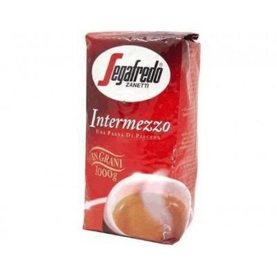 Segafredo  Intermezzo 1kg zrnková káva