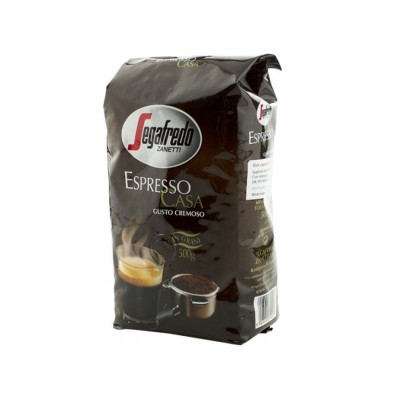 Segafredo Espresso Casa 500g zrnková káva
