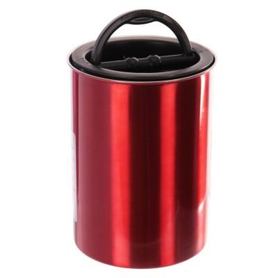Vakuová dóza na kávu 1800 ml červená