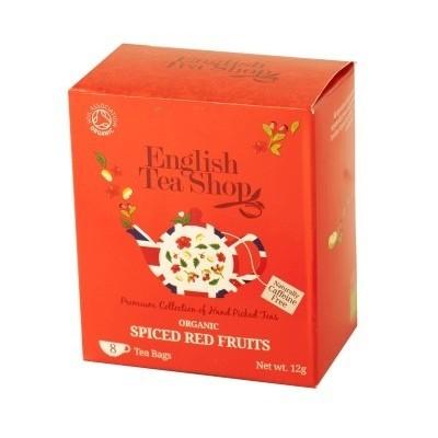 English Tea Shop Kořeněné červené ovoce 20 sáčků