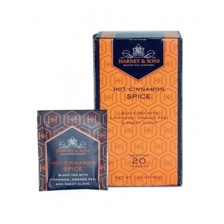 Harney & Sons Skořicový čaj 20 sáčků