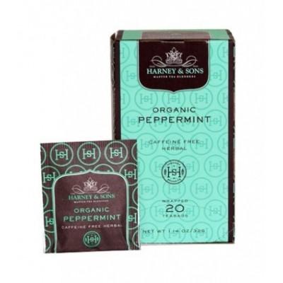 Harney & Sons Peppermint, máta 20 sáčků