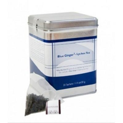 Harney & Sons Blue Ginger černý čaj 20 hedvábných sáčků HT kolekce