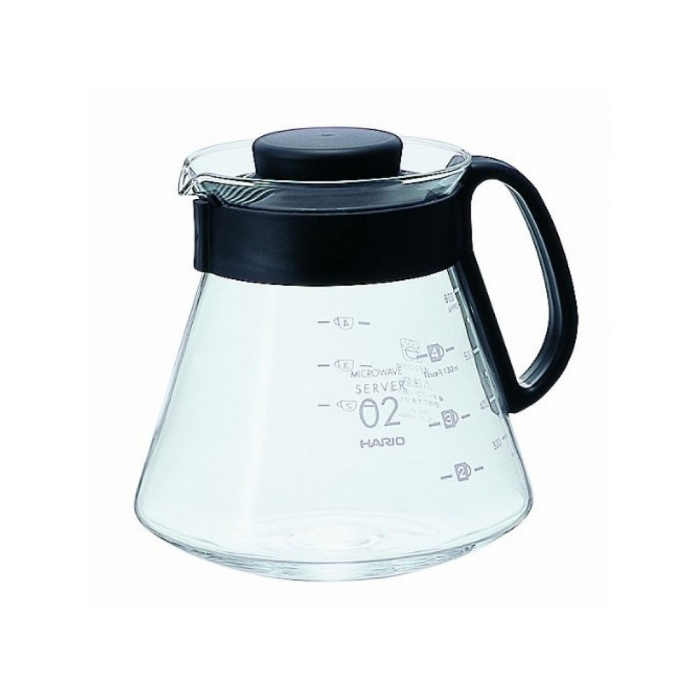 KONVIČKA HARIO V60-02 RANGE SERVER 600ML