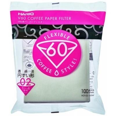 Papírové filtry pro Hario Dripper V60 1 - 2 šálky