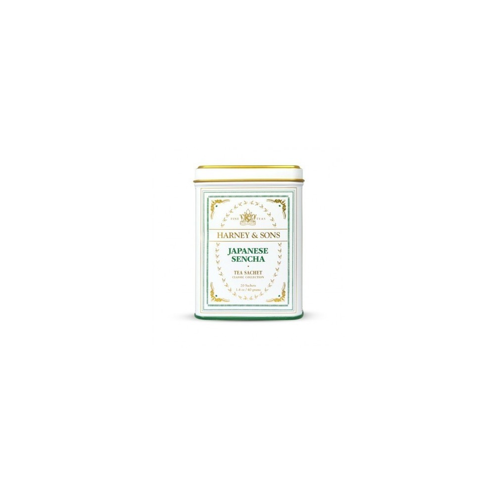 Harney & Sons čaj Egyptian Chamomile 20 hedvábných sáčků v plechovce