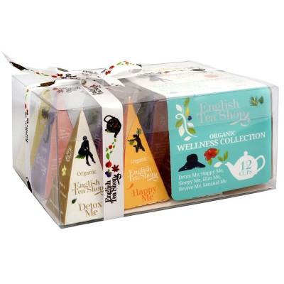 The English Tea Shop Dárková kolekce klasických čajů 12 čajů