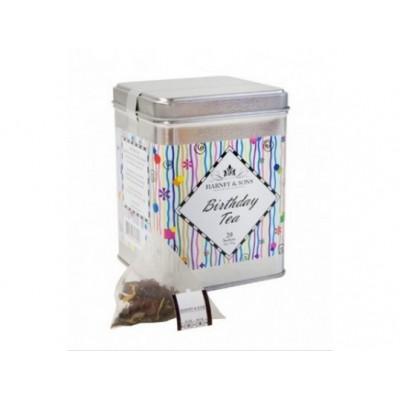 Harney & Sons čaj Narozeninový čaj 20 hedvábných sáčků, HT kolekce