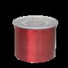 Vakuová dóza na kávu 850 ml červená