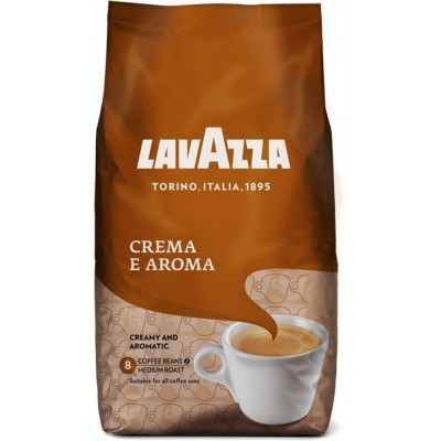 Lavazza  Crema e Aroma 1kg  zrnková káva