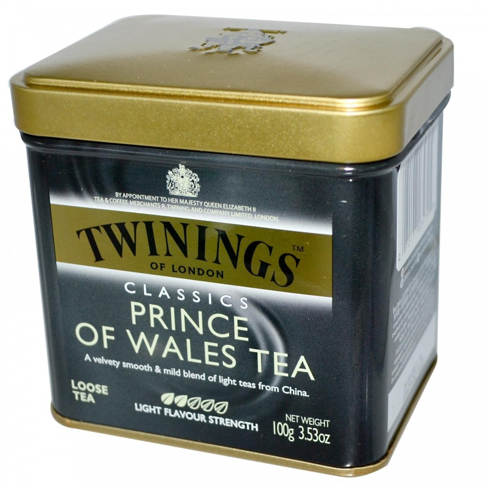 Twinings Prince of Wales 100g