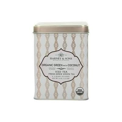 Harney and Sons čaj Organic Bangkok 6 sáčků Iced Tea