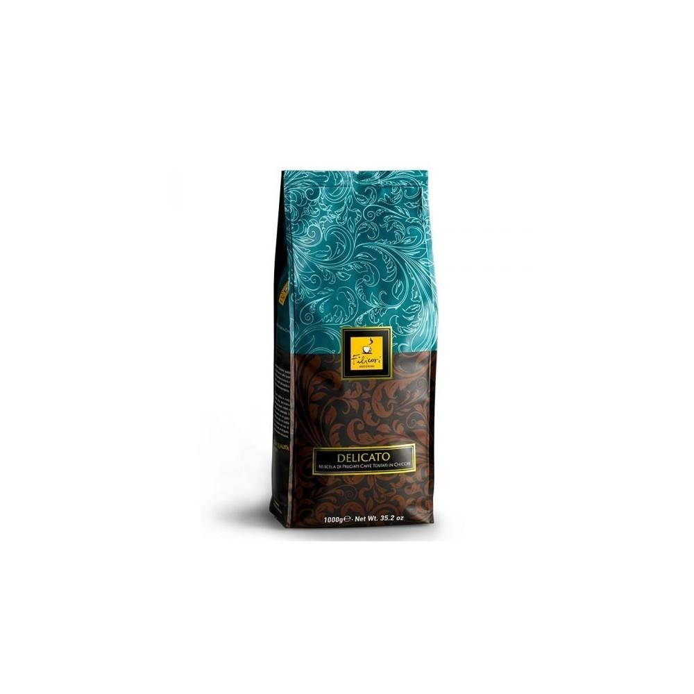 Filicori Zecchini Gran Crema Delicato zrnková káva 1 kg