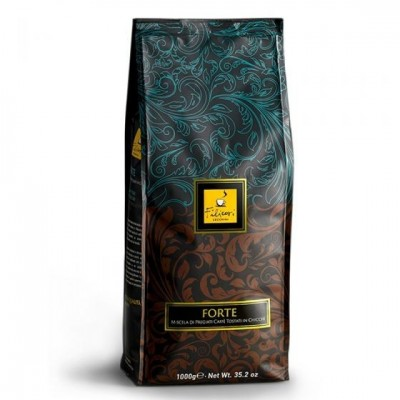 Filicori Zecchini Gran Crema Forte zrnková káva 1 kg
