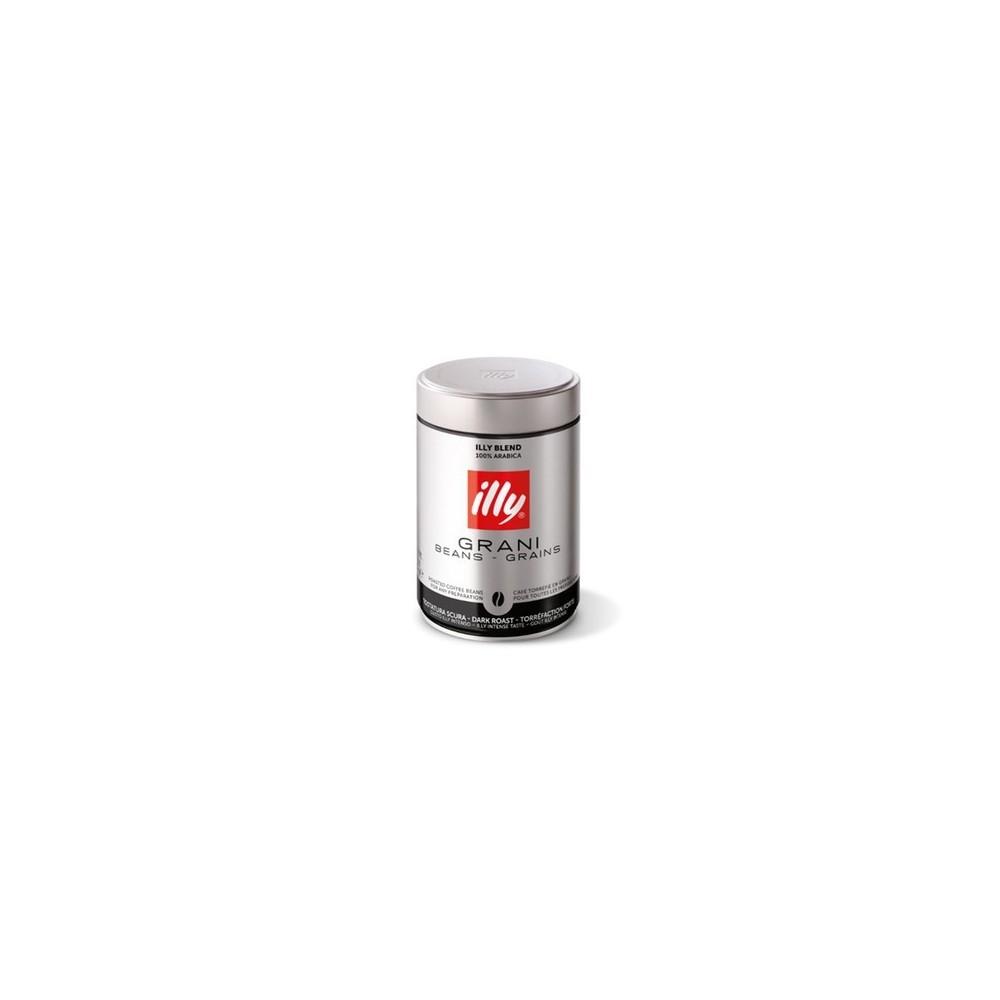 illy Zrnková káva 250 g dark