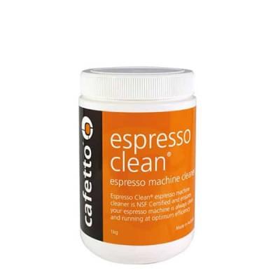 Cafetto Espresso clean 1kg - čistící přípravek na kávovar
