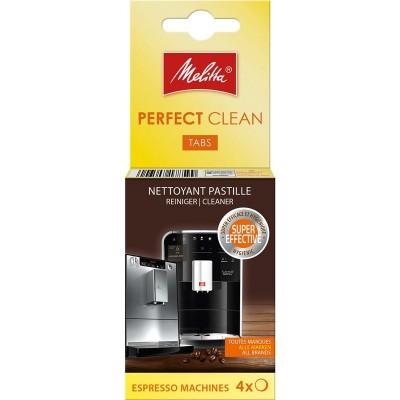 Melitta PERFECT CLEAN Čistící tablety pro espresso...