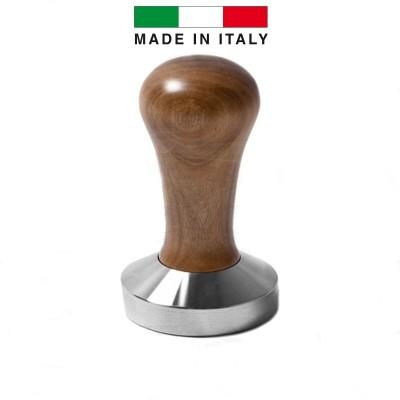 Tamper dřevo/nerez 58,5 mm
