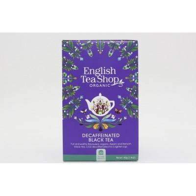 English Tea Shop bezkofeinový černý čaj MANDALA 20 sáčků