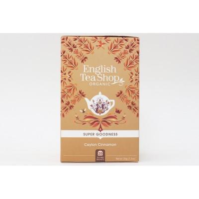 English Tea Shop Cejlonská skořice Mandala 20 sáčků