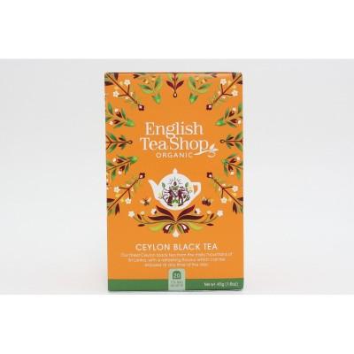 English Tea Shop Cejlonský černý čaj Mandala 20 sáčků