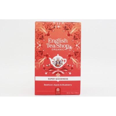 English Tea Shop červená řepa, jablko a borůvky Mandala...