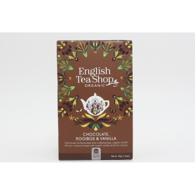 English Tea Shop čokoláda, rooibos a vanilka Mandala 20...