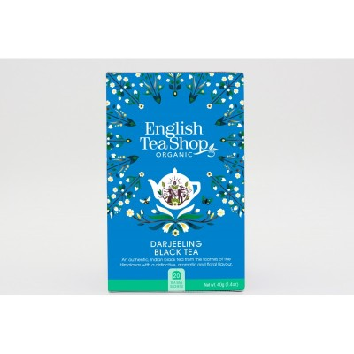 English Tea Shop Darjeeling Mandala 20 sáčků