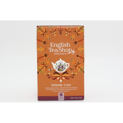 English Tea Shop Intenzivní Chai Mandala 20 sáčků