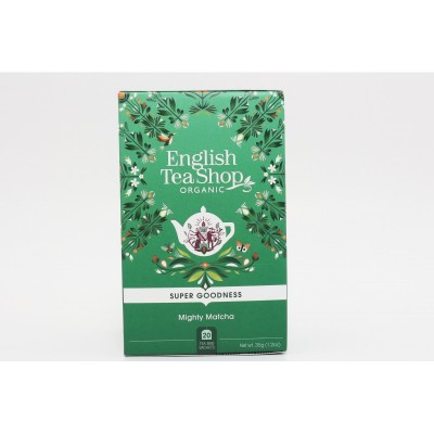 English Tea Shop Mocná Matcha Mandala 20 sáčků