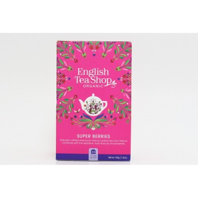 English Tea Shop Super ovocný čaj Mandala 20 sáčků
