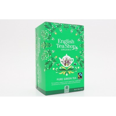 English Tea Shop Zelený čaj Mandala 20 sáčků