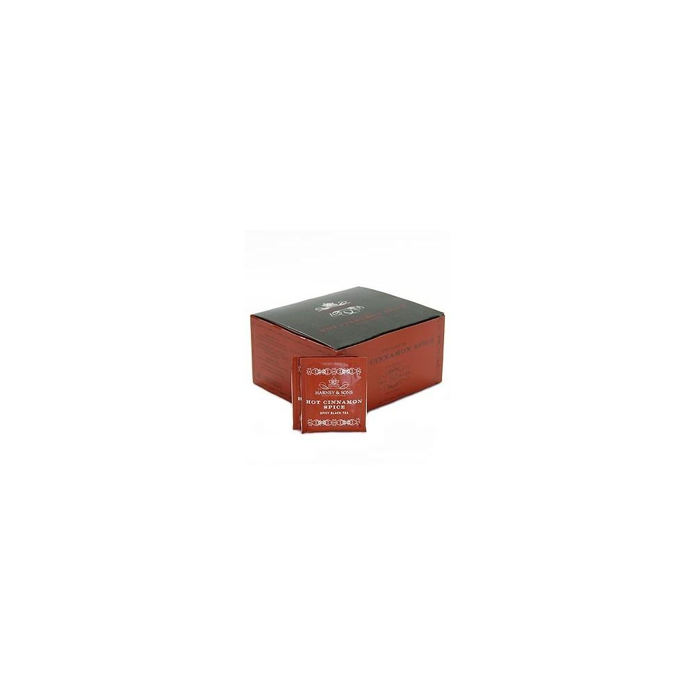 Harney & Sons Hot Cinnamon Spice černý čaj 50 ks