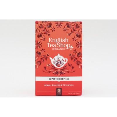 English Tea Shop Jablko, Šípek a Skořice Mandala 20 sáčků