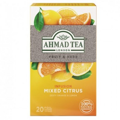 Ahmad Tea Mixed Citrus 20 x 2 g