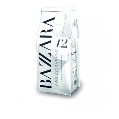 Bazzara DODICIGRANCRU (Top 12) Gran Cru 1 kg zrnková káva