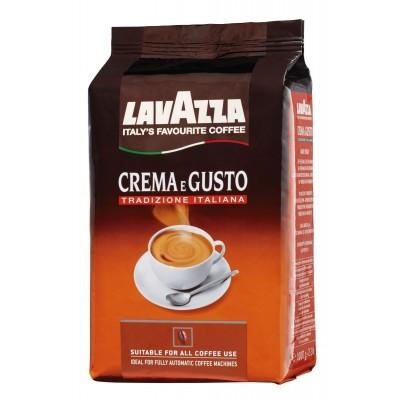 Lavazza Crema e Gusto Tradizione Italiana 1 kg zrnková káva
