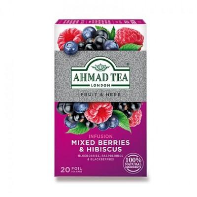 Ahmad Tea Lesní plody 20 x 2 g