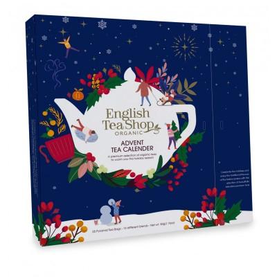 English Tea Shop Adventní kalendář Vánoční noc Kniha 25...