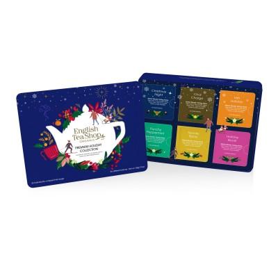 ETS Vánoční prémiová kolekce Modrá 36 sáčků