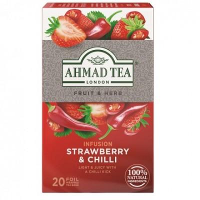 Ahmad Tea Jahoda s chilli 20 x 1.8 g