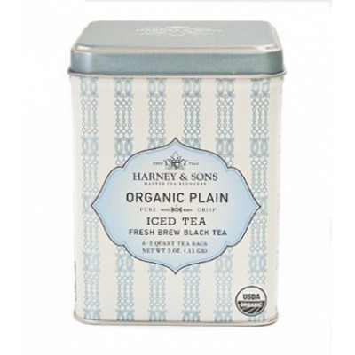 Harney and Sons Organic Plain (Black) Iced Tea