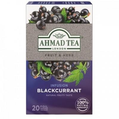 Ahmad Tea Černý rybíz 20 x 1,8 g