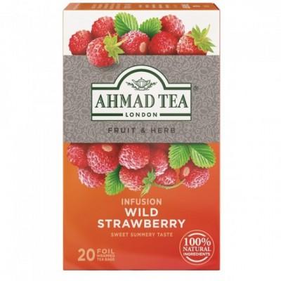 Ahmad Tea Lesní jahoda 20 x 2 g