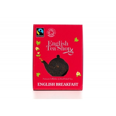 ETS Čaj English Breakfast (1 porce)