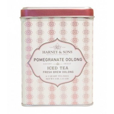 Harney and Sons Pomegranate Oolong Iced Tea