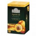 Ahmad Tea Černý čaj s příchutí Meruňky 20 x 2 g