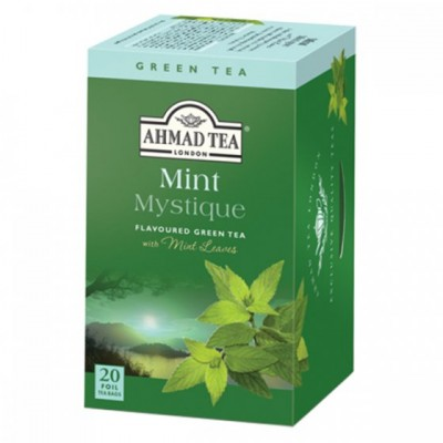 Ahmad Tea Green Tea Mint mystique 20 x 2 g