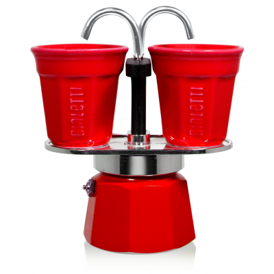 Bialetti Mini Express 2 porce